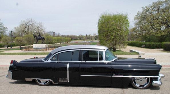 Cadillac Side